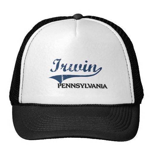 Irwin Pennsylvania City Classic Trucker Hat