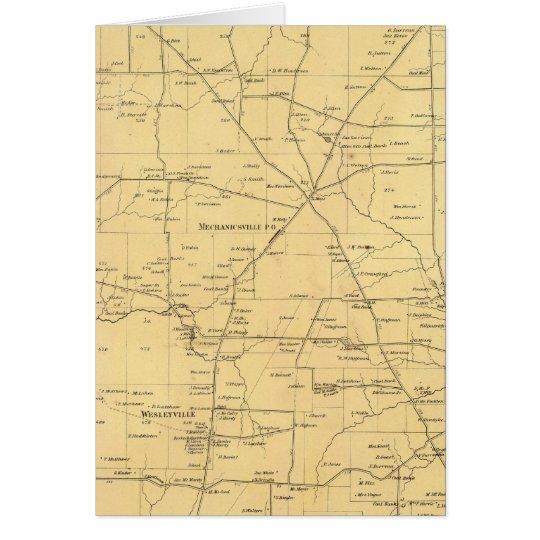 Irwin Township Card