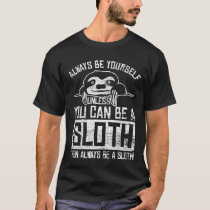 Is a lazy animal T-Shirt