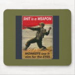 Is a weapon Mousepad