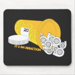 Is an addiction mouse pad