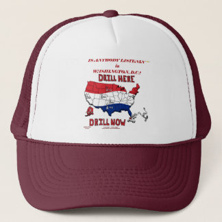 Is Anybody Listenin' Trucker Hat