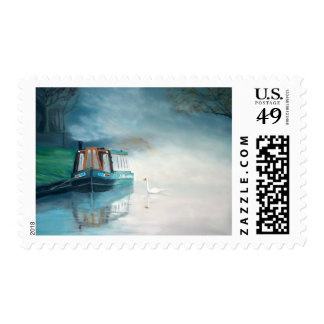 Is Breakfast Ready Postage Stamp