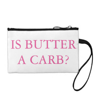 Is Butter A Carb? Funny Coin Purse