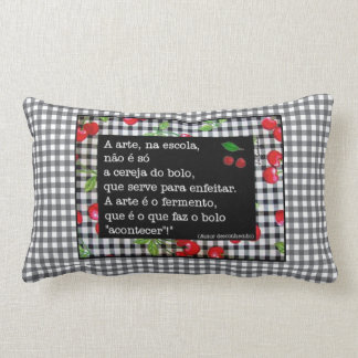Is cushion Art the cherry?
