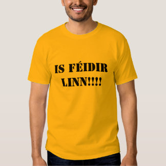 Is Féidir linn T-shirt