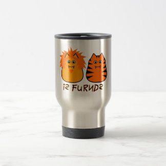 is FuRNDs - Reusable Travel Mug