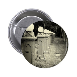 I's in a Row Pinback Button