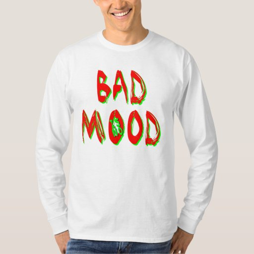 Is In No - Bad Mood T-shirt