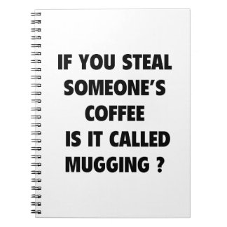 Is It Called Mugging ? Notebook