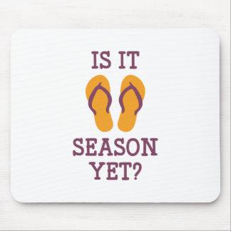Is It Flip Flop Season Yet? Mouse Pad