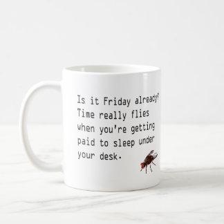 Is it Friday Already? Coffee Mug