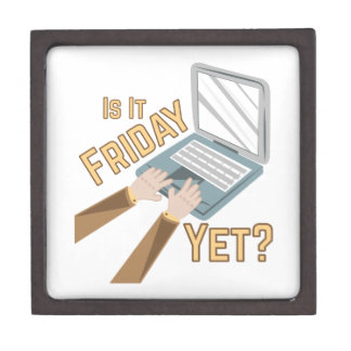 Is It Friday Gift Box