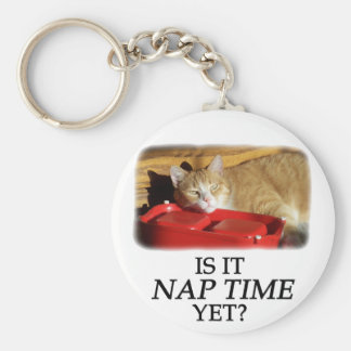 IS IT NAP TIME YET KEY CHAINS