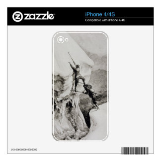 Is it Possible?, from 'Scrambles Amongst the Alps' Skins For iPhone 4S
