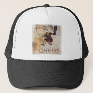 Is it really my bedtime? trucker hat