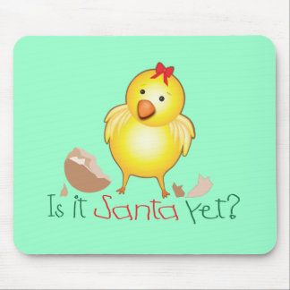Is it Santa Yet? Mouse Pad