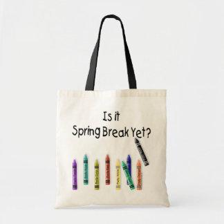Is it Spring Break Yet? Bags