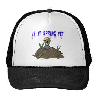 Is It Spring Yet Trucker Hat