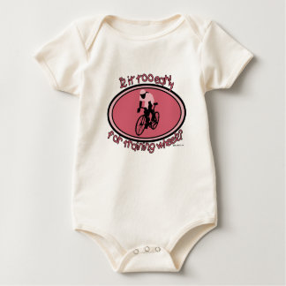 Is It Too Early For Training Wheels? Baby Bodysuit