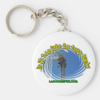 Is It Too Late - Keychain