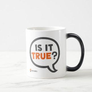 """Is It True?"" Mighty Morphing Power Mug"