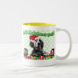 Is it Xmas yet? Coffee Mugs