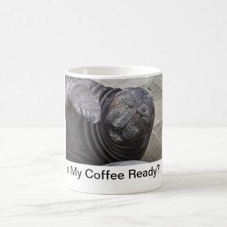 Is My Coffee Ready Mugs