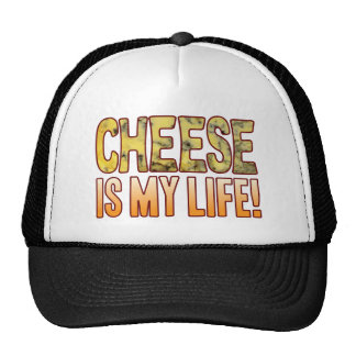 Is My Life Blue Cheese Trucker Hat