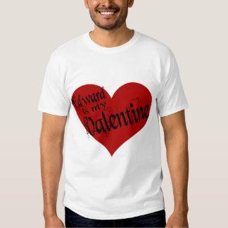 is my Valentine valentines day T Shirt