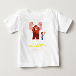 Is Someone Going Turbo Baby T-Shirt