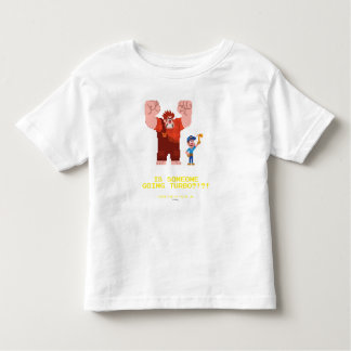 Is Someone Going Turbo Toddler T-shirt