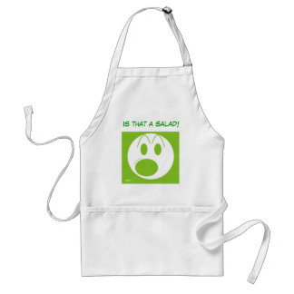 Is that a salad! adult apron