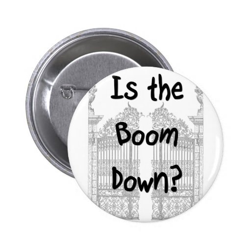 Is the boom down? Words with grey gates Buttons