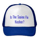 Is The Swine Flu Kosher? Mesh Hats