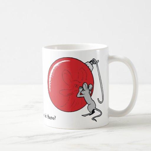 is there anyone in there, Is there anyone in th... Coffee Mug