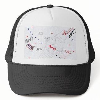 Is This Art? hat zazzle_hat
