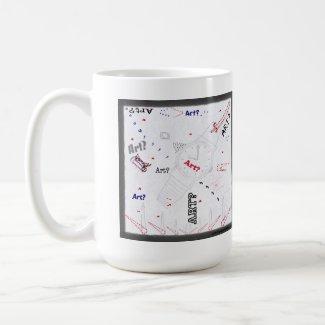 Is This Art? Mug