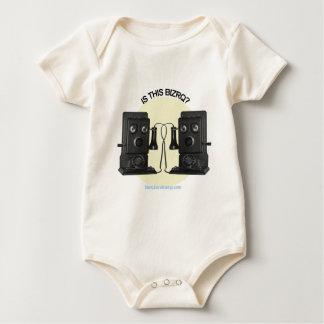 Is This Bizrq? Baby Bodysuit