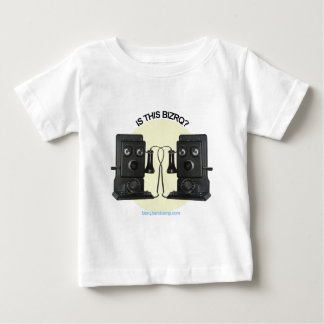 Is This Bizrq? Baby T-Shirt