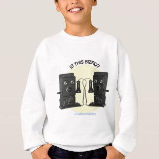 Is This Bizrq? Sweatshirt