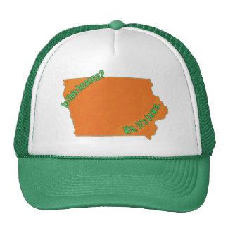 Is this heaven? trucker hat
