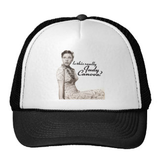 Is This Really Judy Canova? Trucker Hat