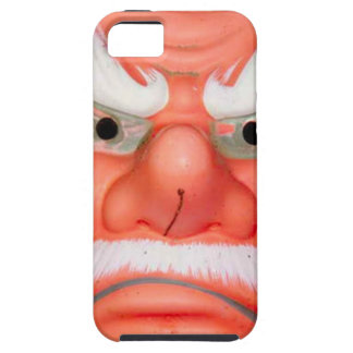 Is this the face of Santa? iPhone SE/5/5s Case