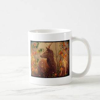 Is tickled pink O my Hind (François Ville) Coffee Mug