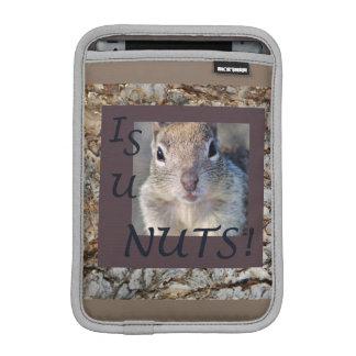 IS U NUTS! SLEEVE FOR iPad MINI