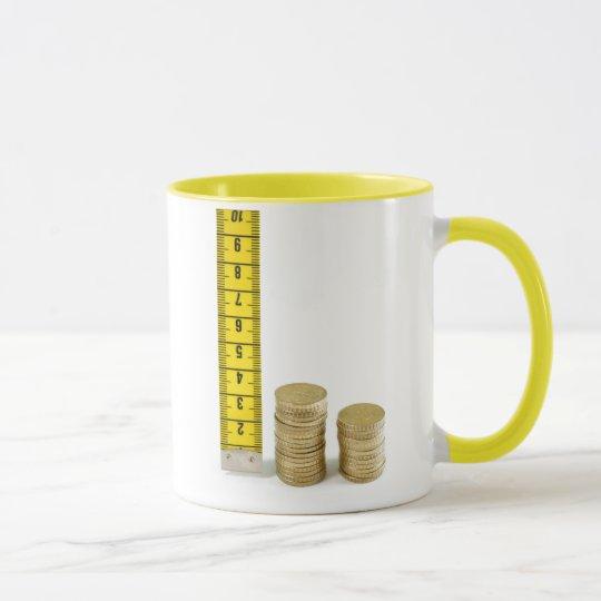 Is your money growing? mug