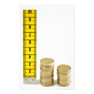 Is your money growing? stationery