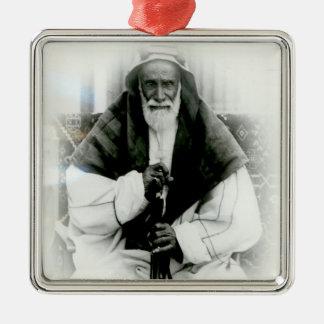 Isa Ibn Ali Al Khalifah Metal Ornament