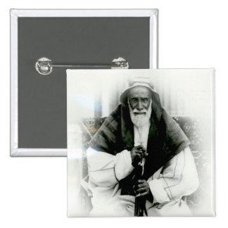 Isa Ibn Ali Al Khalifah Pinback Button